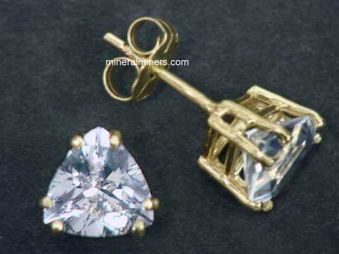 Large Image of swhj145_white-sapphire-earrings