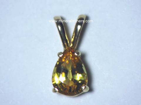 Large Image of sylj122_yellow-sapphire-jewelry