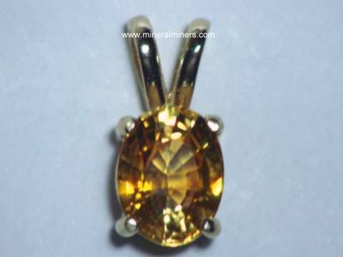 Large Image of sylj125_yellow-sapphire-jewelry