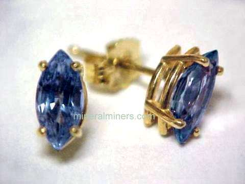 Large Image of sblj160a_blue-sapphire-earrings