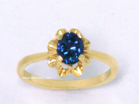 Large Image of sblj208_blue-sapphire-ring