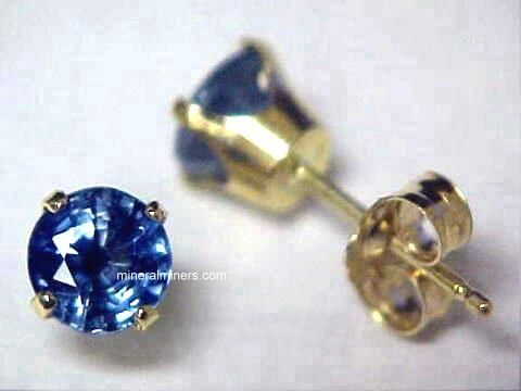 Large Image of sblj220a_blue-sapphire-earrings