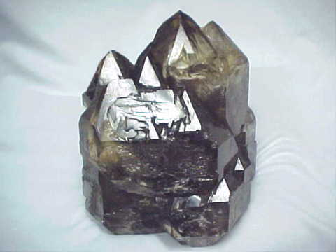 Elestial Quartz (Skeletal Quartz): Factsheet & Information Page