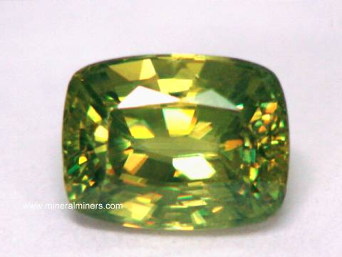 Sphene Gemstones