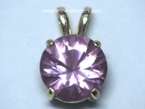 Spinel Jewelry: natural pink spinel jewelry