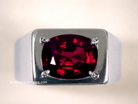 Large Image of spij147_red-spinel-jewelry