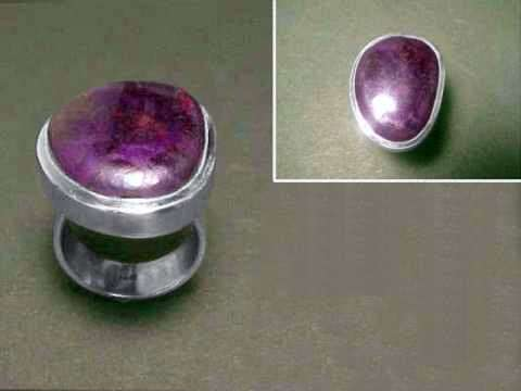 Large Image of sugj135_sugilite-ring