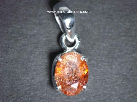 Large Image of sunj131_sunstone-necklace
