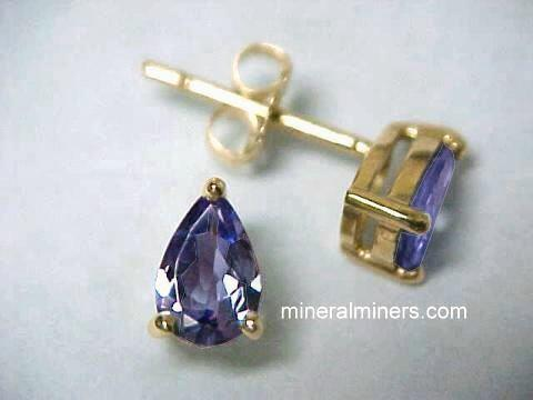 Large Image of tanj164a_tanzanite-earrings
