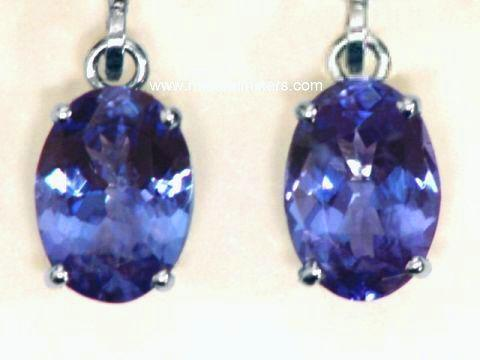 Large Image of tanj240_tanzanite-earrings