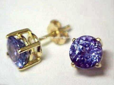 Large Image of tanj251_tanzanite-earrings