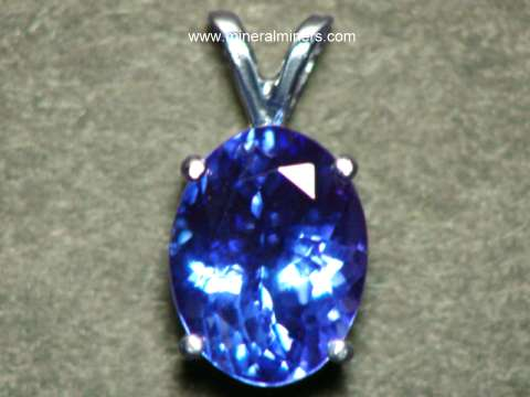 Tanzanite Jewelry: 14k Gold Tanzanite jewelry