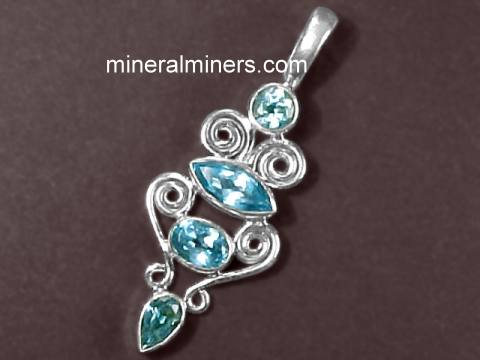 Large Image of topj209_blue-topaz-jewelry