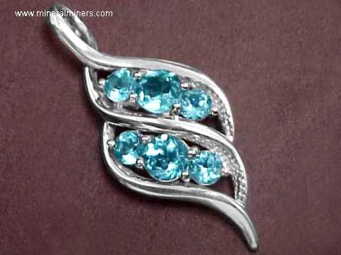 Large Image of topj245_blue-topaz-jewelry