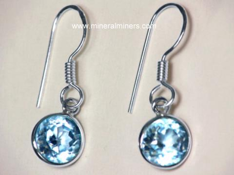 Large Image of topj292_blue-topaz-earrings