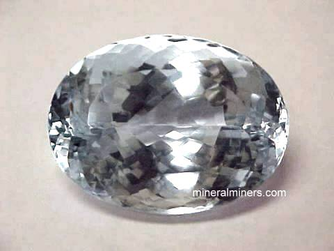 Topaz Gemstones - Natural Color Topaz Gemstones