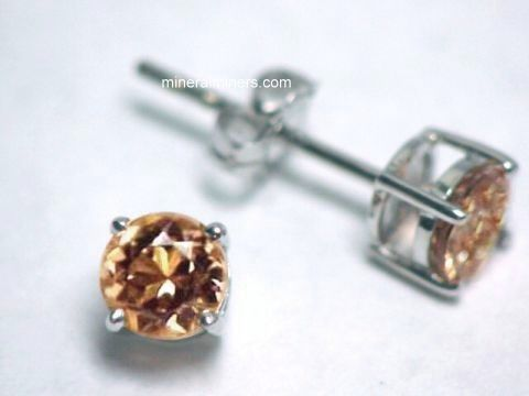 Large Image of topj232a_topaz-earrings
