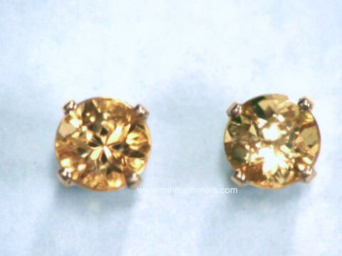 Large Image of topj305a_topaz-earrings