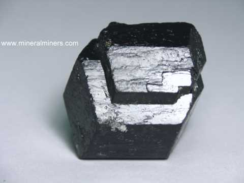 Black Tourmaline Mineral Specimens