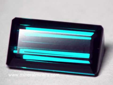 Blue Tourmaline Gems