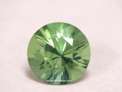 Natural Light Green Diamond