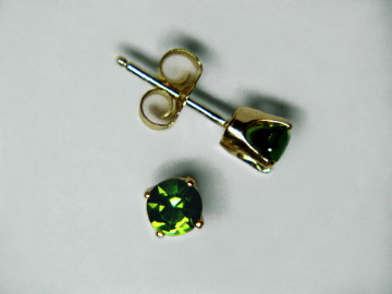 Large Image of tgrj323_green-tourmaline-jewelry