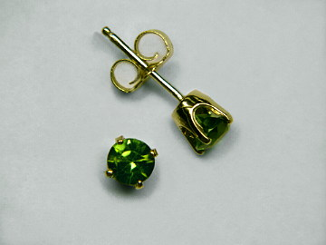 Large Image of tgrj324_green-tourmaline-jewelry