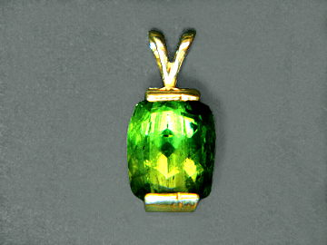 Large Image of tgrj325_green-tourmaline-jewelry