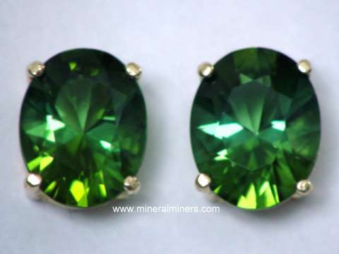 Large Image of tgrj367_green-tourmaline-jewelry