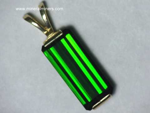 Large Image of tgrj385_green-tourmaline-jewelry