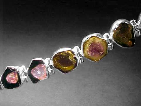 Large Image of tmcj206_tourmaline-bracelet