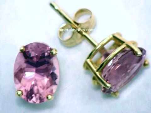Large Image of trbj291_pink-tourmaline-earrings