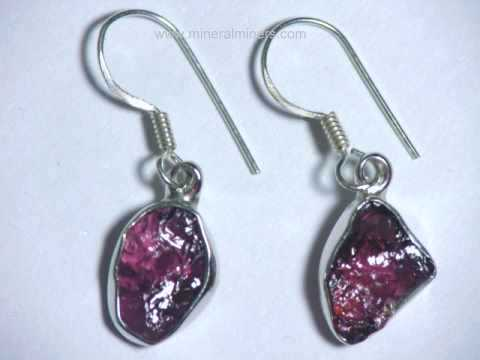 Large Image of trbj313_pink-tourmaline-earrings