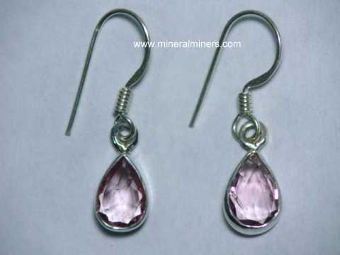 Large Image of trbj328_pink-tourmaline-earrings