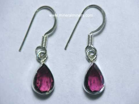 Large Image of trbj329_pink-tourmaline-earrings