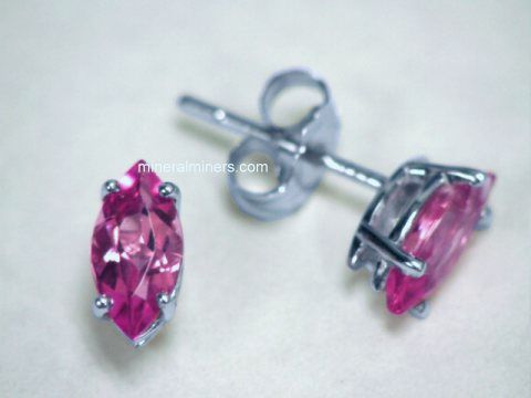 Large Image of trbj216_pink-tourmaline-earrings