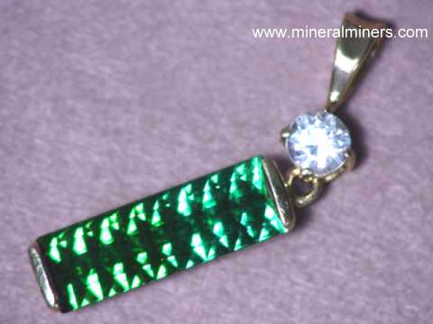 Bi-Color Tourmaline Jewelry