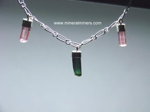 Large Image of touj101_tourmaline-necklace