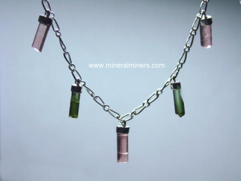 Large Image of touj102_tourmaline-necklace