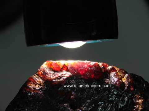Zircon Facet Rough: gem grade natural zircon specimen